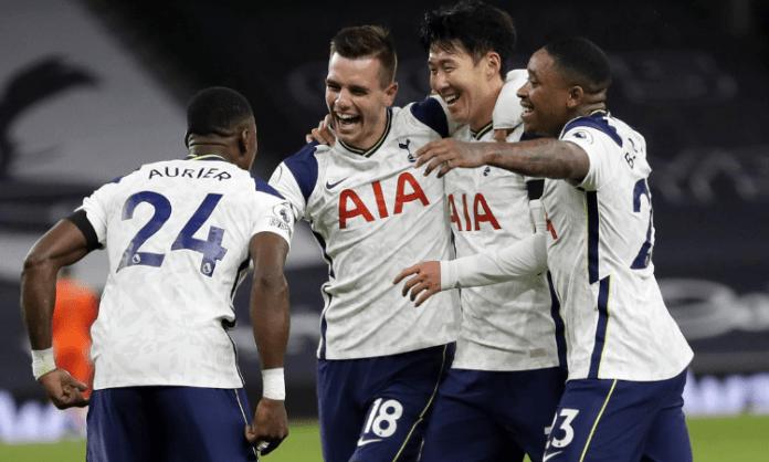 Tottenham remain on top despite draw in Premier League