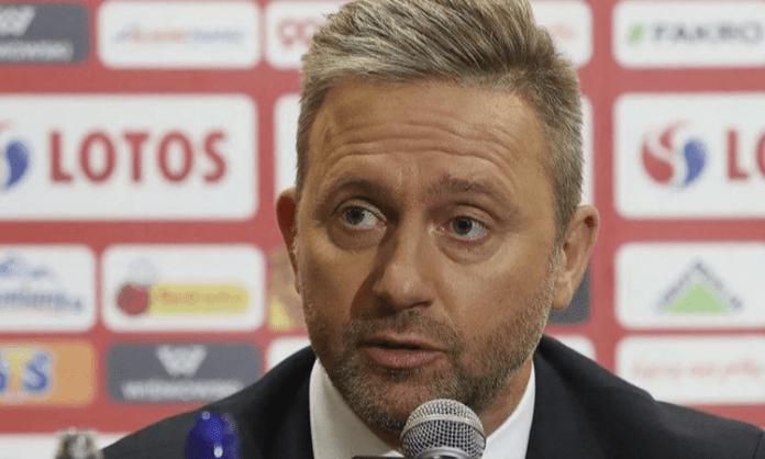 Poland national football team coach Brzeczek sacked
