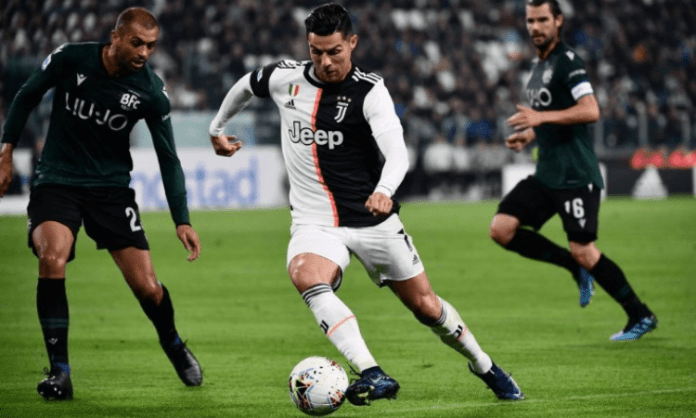 Juventus dominate Bologna in Serie A