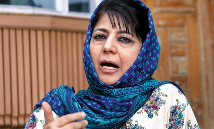 Mehbooba as CM spent Rs 82L in 6 months; once Rs 28L a day: RTI