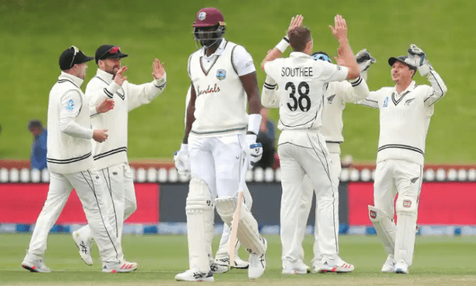 NZ seal series sweep against Pak with innings win in 2nd Test