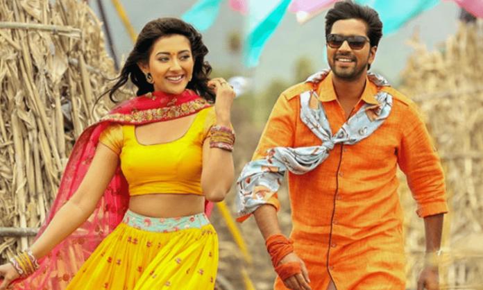 Pooja Zaveri can't stop gushing about Telugu star Allari Naresh