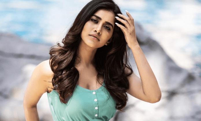 Telugu star Nabha Natesh happy her new film has opened in theatres
