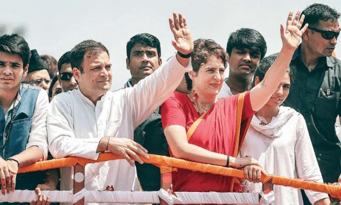 Rahul, Priyanka to lead poll campaign in Kerala