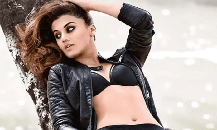 Taapsee Pannu, Anurag Kashyap set to announce new film together?