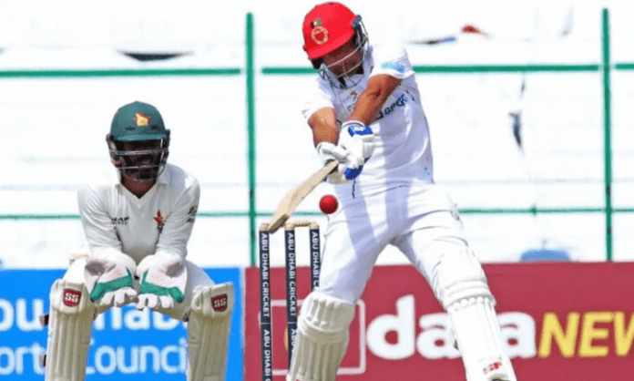 2nd Test: Shahidi double ton puts Afghanistan in front