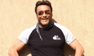 Jackie Shroff: Not sporting something in OK Laptop is a problem