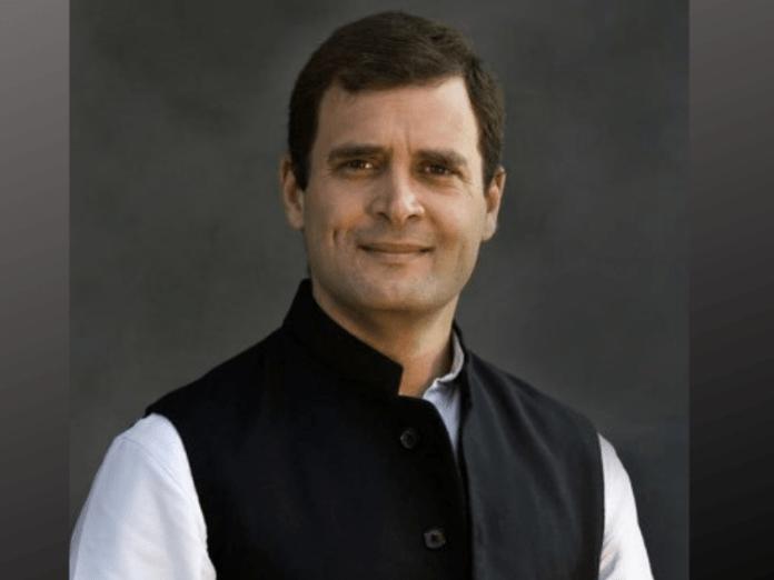 Rahul Gandhi (twitter image)