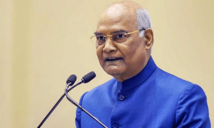President Ram Nath Kovind referred to AIIMS