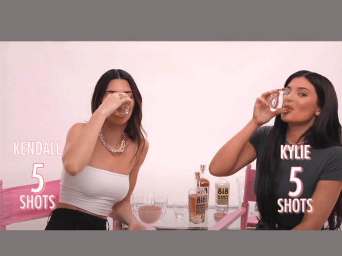 Kendall, Kylie Jenner got drunk while doing their makeup tutorial video