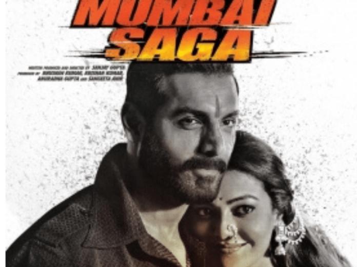 'Mumbai Saga' manages 13.43cr in 6 days