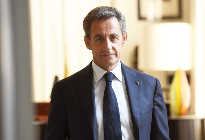 Former French President Nicolas Sarkozy convicted of corruption, sentenced to jail