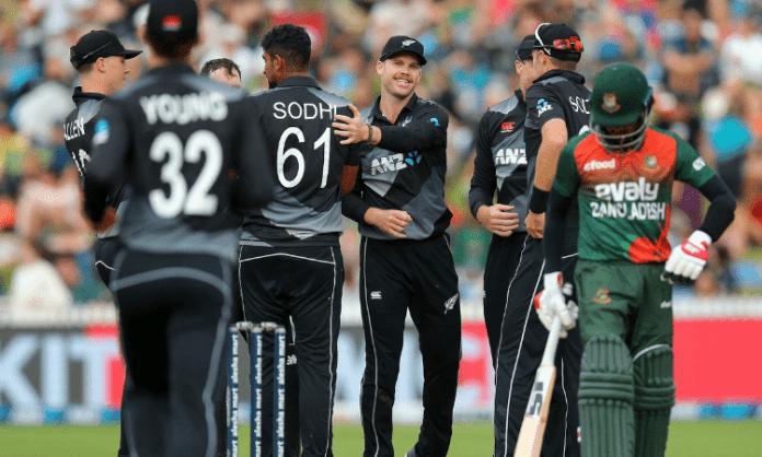 3rd T20I: Allen blitz takes New Zealand to 65-run win