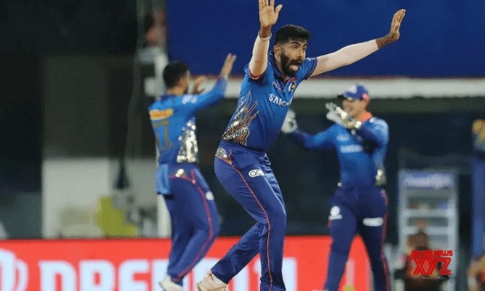 Bumrah's late act restricts RR to 171/4