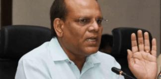 Chief Secretary Somesh Kumar