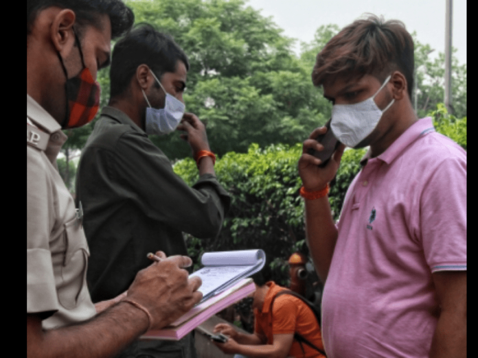 AP to fine maskless people Rs 100 as pandemic rages
