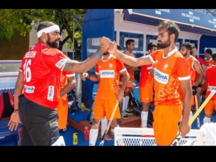 PR Sreejesh re-elected to FIH Athletes Committee