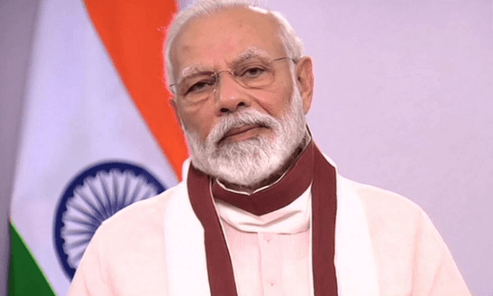 PM speaks Maha, Guj, Goa CMs over Tauktae preparation, impact
