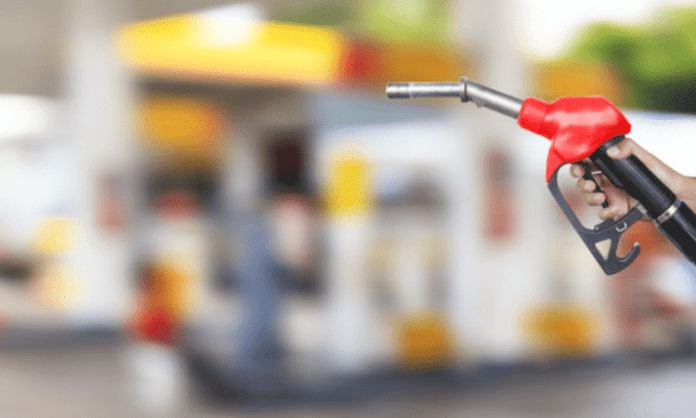Fuel prices unchanged on Monday