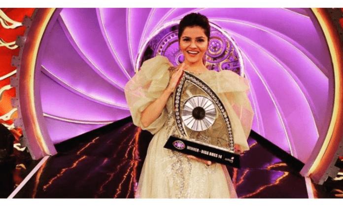 Rubina Dilaik shares 'Bigg Boss' victory gown for LGBTQIA+ charity