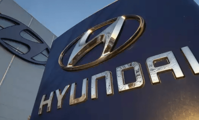 Hyundai's June YoY total sales up over 100%