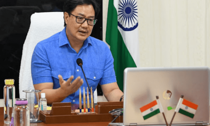 Rijiju lauds Sony Pictures' contribution to motivating Olympic-bound athletes