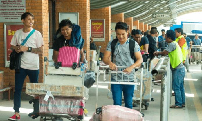 118 Nepalis return from Afghanistan