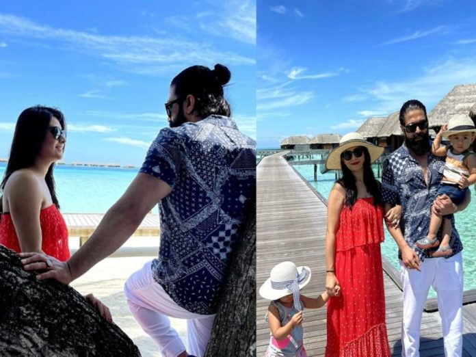 Now 'KGF' Yash vacationing in the Maldives