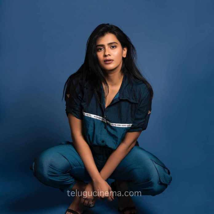 Hebah Patel's latest pictures