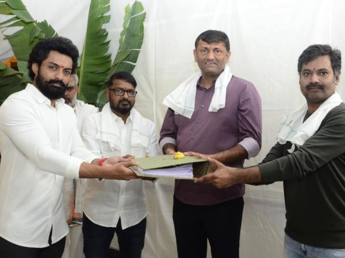 Mythri launches a film with Kalyan Ram
