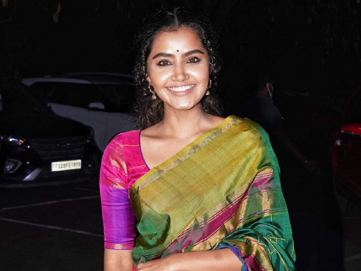 Anupama gives a journalist her piece of mind | Telugu Cinema - Telugu Cinema