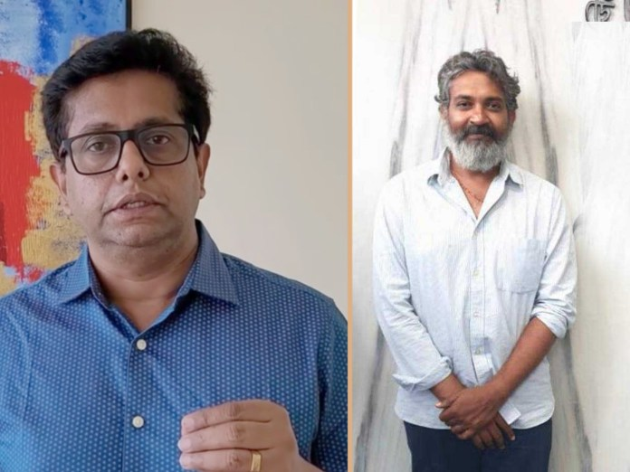 Jeethu Joseph and Rajamouli