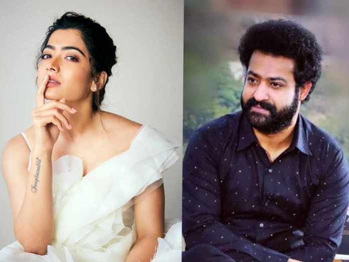 Rashmika and NTR