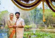 Gutta Jwala weds Vishnu Vishal