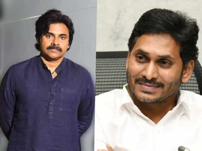 Pawan Kalyan and YS Jagan