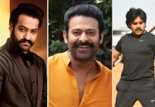 NTR, Prabhas and Pawan Kalyan
