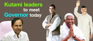 KCR Rahul Gandhi Kodandaram Chandrababu Naidu Telugu news