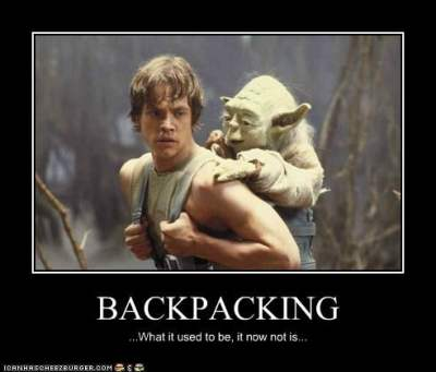 tips backpacking