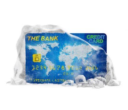 арест кредитного счета в банке