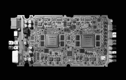 Schon wieder ein neuer Tesla-Chip für autonomes Fahren?