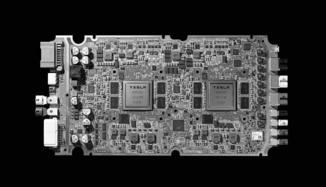 Tesla FSD-Chip HW 3.