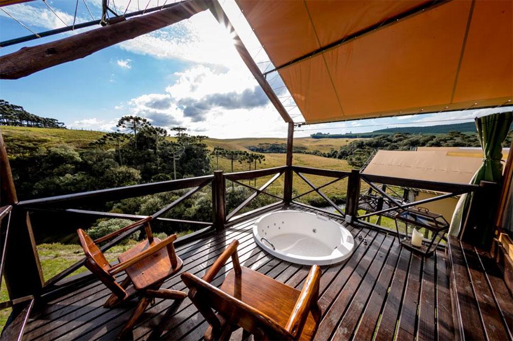Parador Casa da Montanha em Cambará do Sul Hotel sustentável na região sul do Brasil