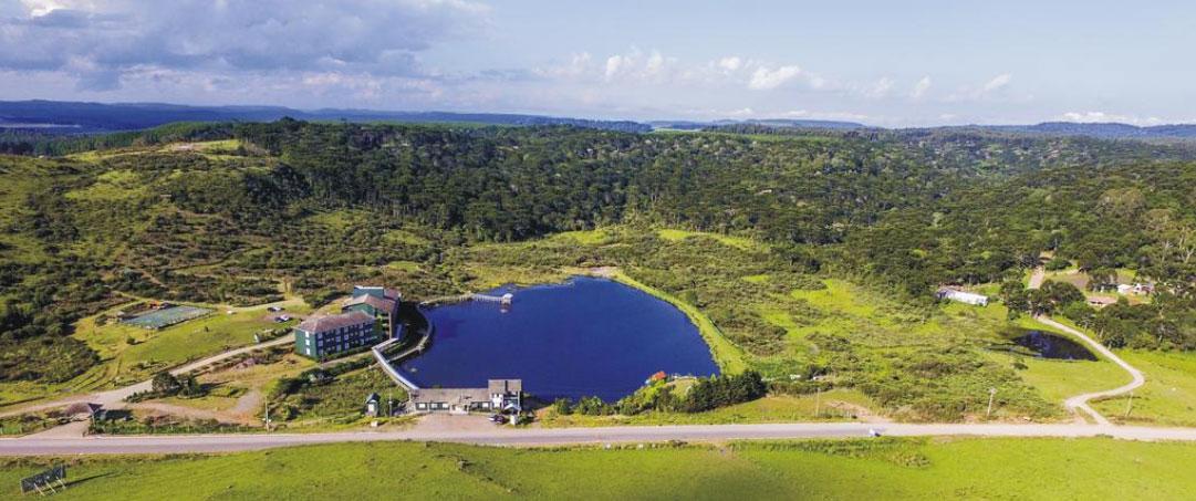Cambará Eco Hotel, hotel sustentável em Cambará do Sul