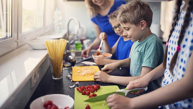 Çocukların Yaşam Becerilerini Geliştirmek