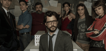 Elenco de La Casa de Papel Netflix