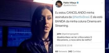 O Mecanismo Pablo Villaça Twitter