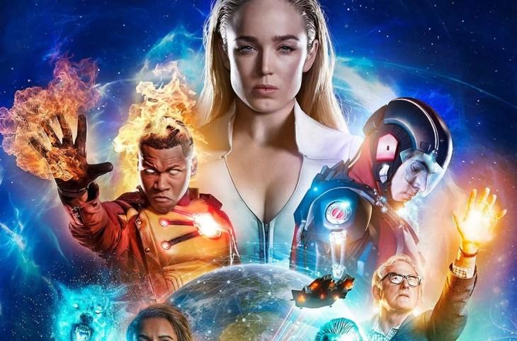 DC's Legends of Tomorrow terceira temporada
