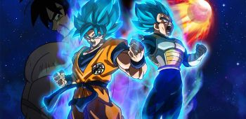 Dragon Ball Super Broly bilheteria