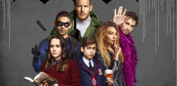 the umbrella academy netflix binge watching