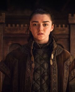 Arya game of thrones season 8